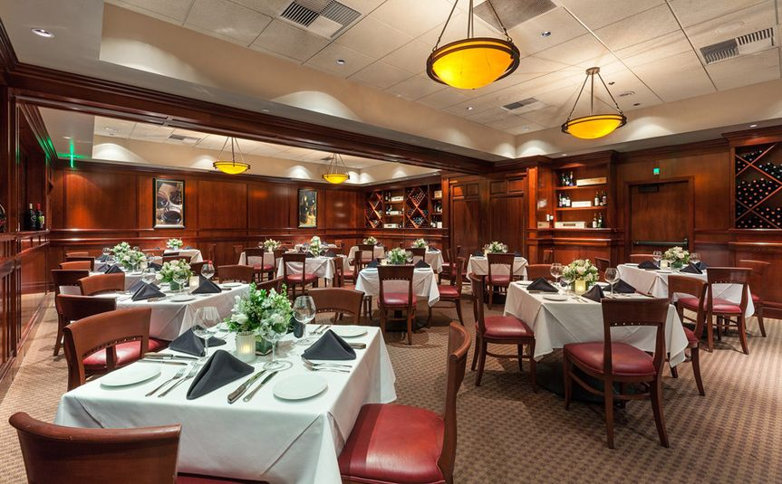 The Napa Room is a large combines space that seats up to 65.  For larger gatherings, this space can...