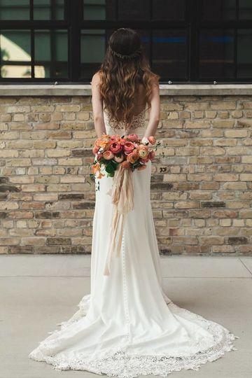 Lovely bouquet |Photographers: Genét Jean-Pierre Photography and Jenny Li Photography