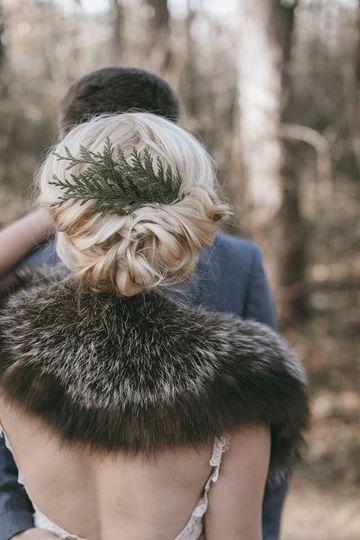 The bride | Photographer: Natasha Furduy Photography