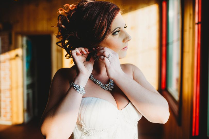 The lovely bride | Photographer: KP Photography