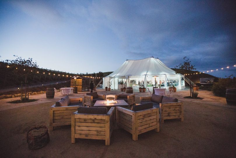 Outdoor venue Photo by AVH Photography