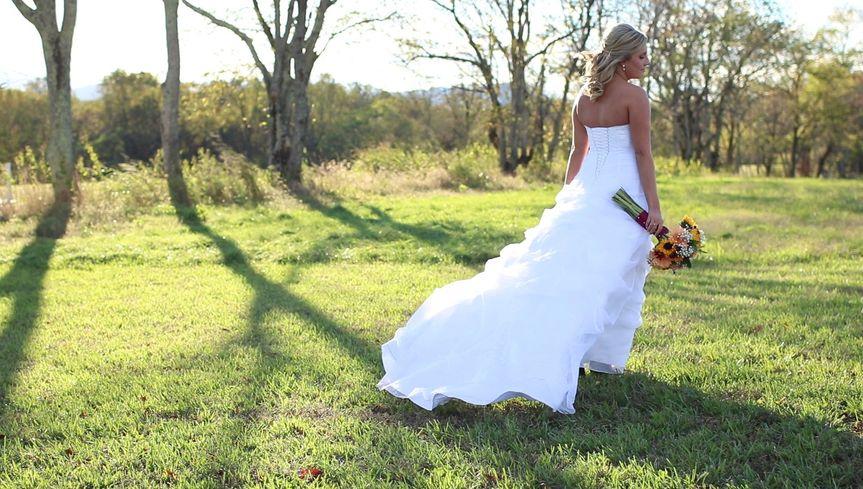 kayla wedding picture