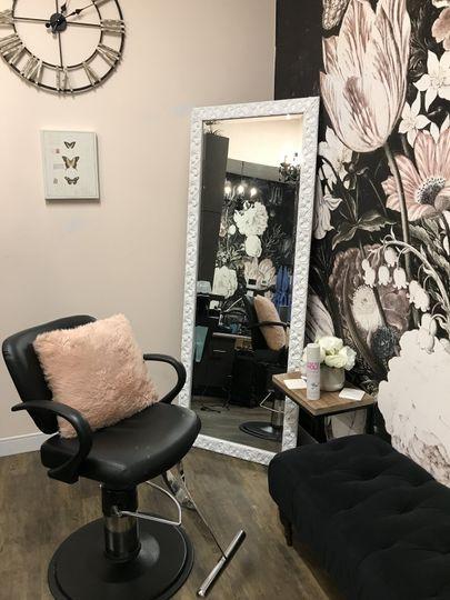 Bloom Salon in Alamo.