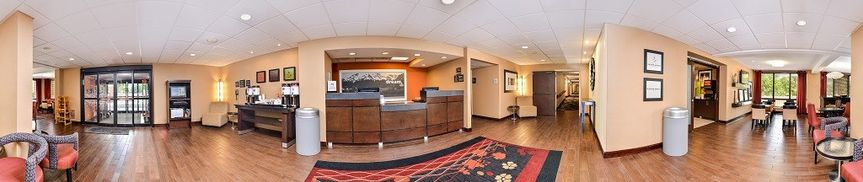 Lobby and Registration