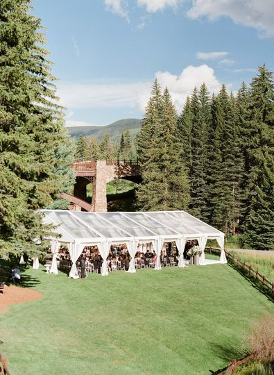 elevated vail colorado wedding kt merry