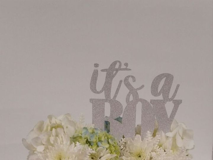 Tmx 1522436843 Ccdae6d8addbf2d9 1522436842 D40d59e9f420b84a 1522436839344 5 EzyWatermark180303 Hillsborough wedding cake