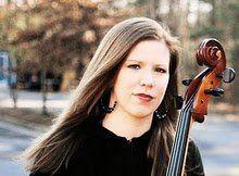 Rebekah Caulk, cello