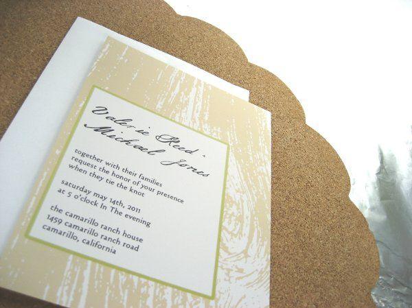 Tmx 1299881593933 IMG1763 Camarillo wedding invitation