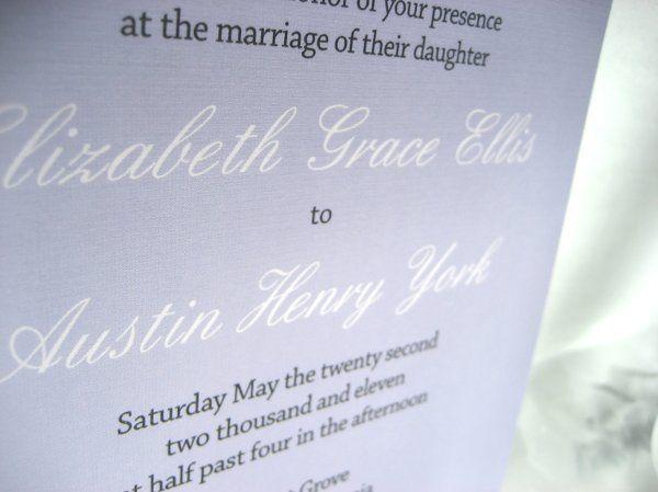 Tmx 1299881624839 IMG1837 Camarillo wedding invitation