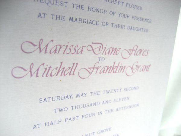 Tmx 1299881626980 IMG1839 Camarillo wedding invitation