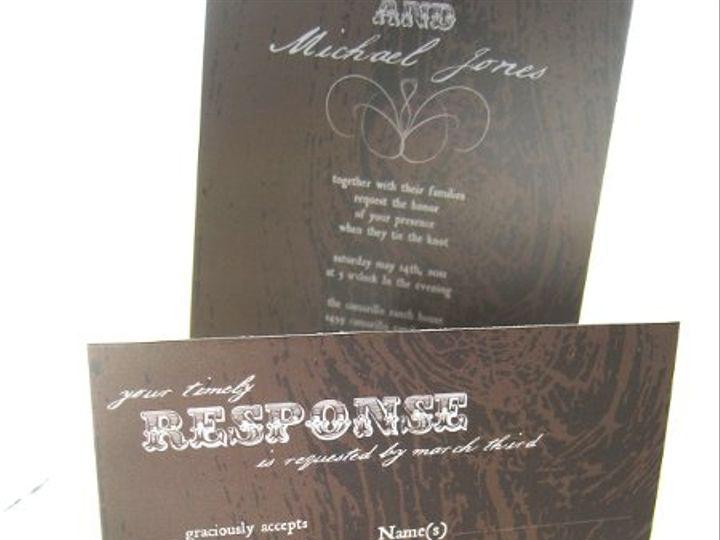 Tmx 1299881650527 IMG1913 Camarillo wedding invitation