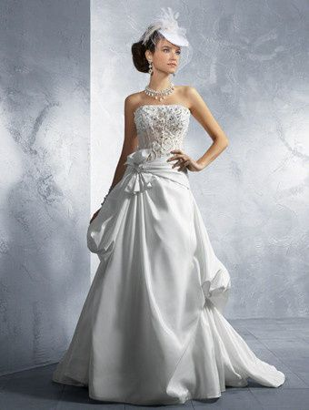 Tmx 1418237326392 Alfred Angelo Wedding Gown 2163 Tampa wedding dress