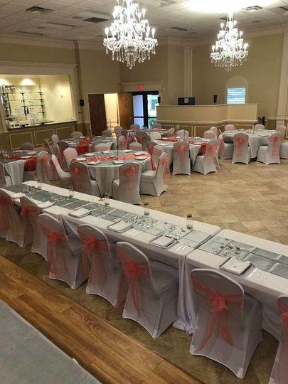 Shahnasarian Banquet Hall