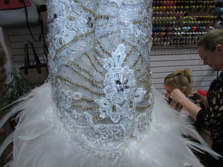 Tmx 1465850952154 Img5409 Red Bank wedding dress