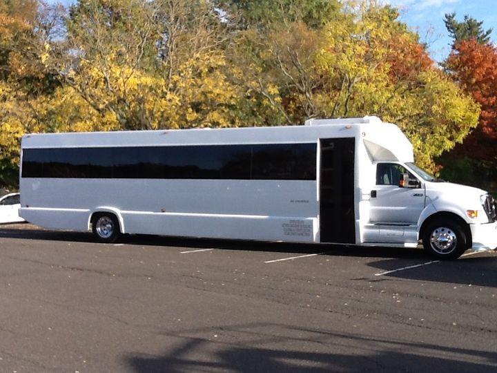 Tmx 1360789183138 Bus9 Garwood, New Jersey wedding transportation