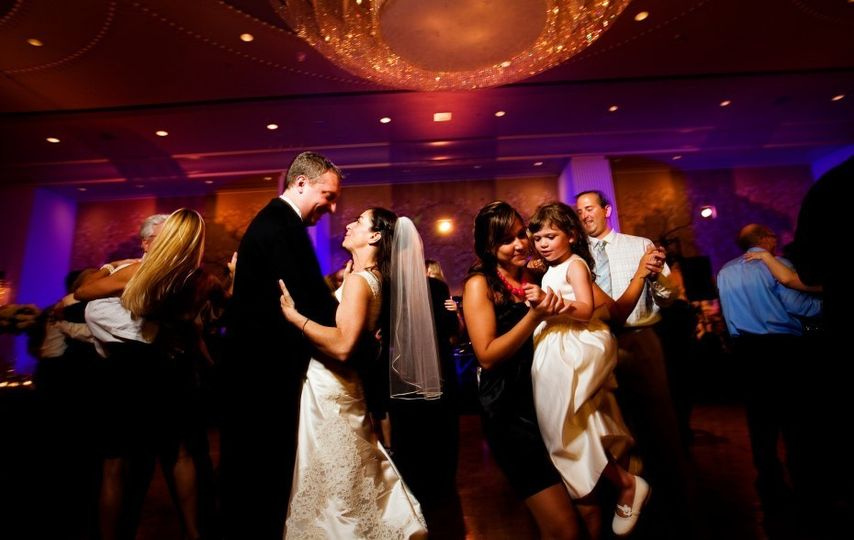 wedding reception dance 930x588