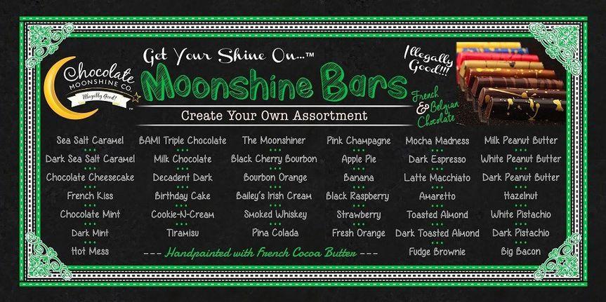 moonshine flavors