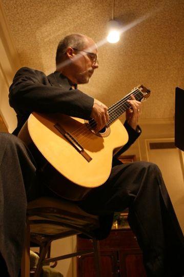 San Antonio's best Classical Guitar Music