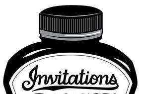 Invitations, Ink