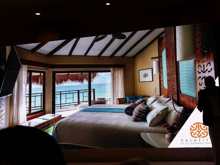 Your Dream View inside the Over The Water Bungalows - Cancun Airport!   **LIMITED TIME OFFER* - BOOK...