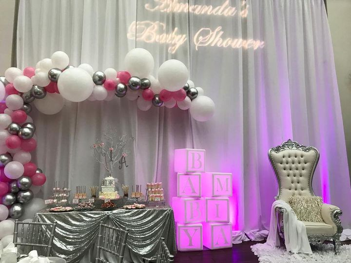 Baby / Bridal Shower Options