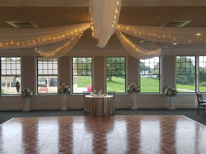 Tmx Ceiling Drape2 51 787800 Warwick, RI wedding eventproduction