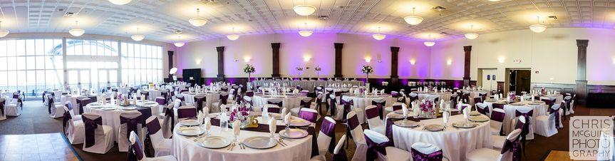 Ballroom pano