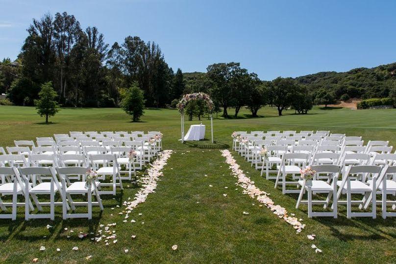 1st Hole Wedding