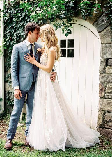 At home wedding Bedford, NY