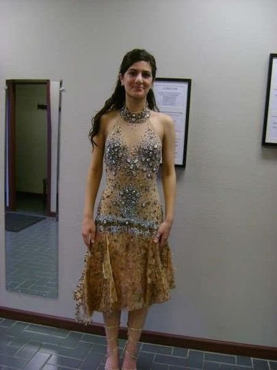 Bridal dress restyled by Alterations Inc