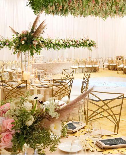 Chameleon Chairs Wedding