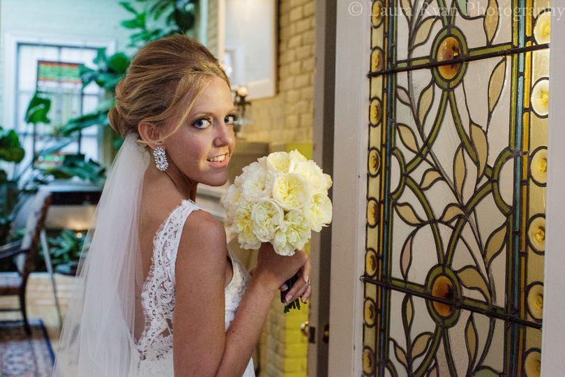 hair wedding christina wide