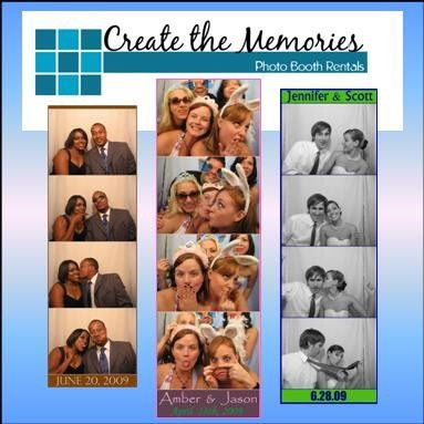 Create the Memories PhotoBooth Rentals
