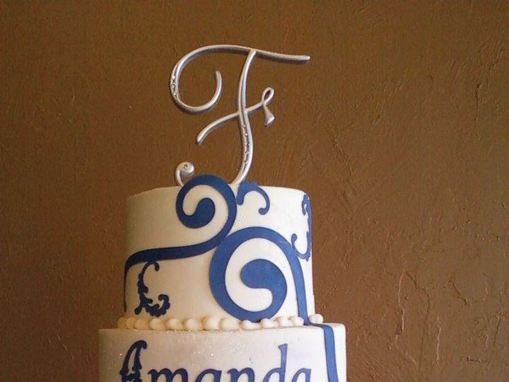 Tmx 1340331029790 346 Elizabethtown wedding cake