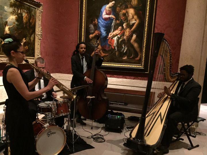 Tmx Jazz Quartet At Mfa 06 2018 51 64900 160824027279244 Sudbury, MA wedding ceremonymusic