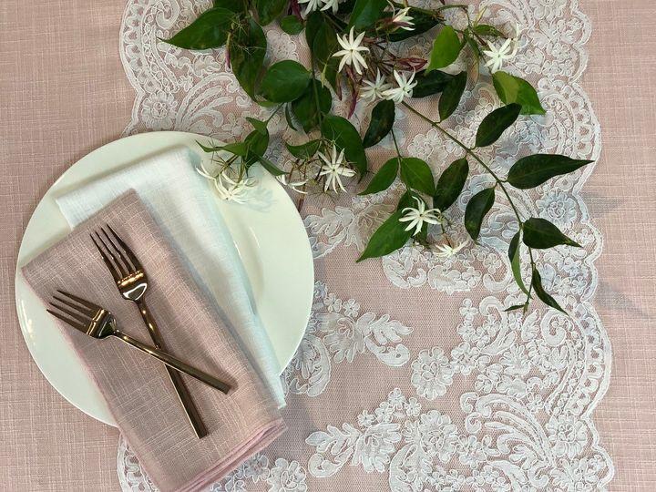 Tmx Bridal Lace Runner White1 51 535900 160132364351491 Fort Lauderdale, FL wedding rental