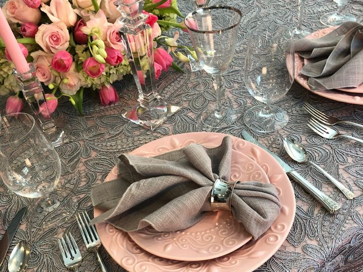 Tmx Creation Lace Silver 1 51 535900 160132345235363 Fort Lauderdale, FL wedding rental