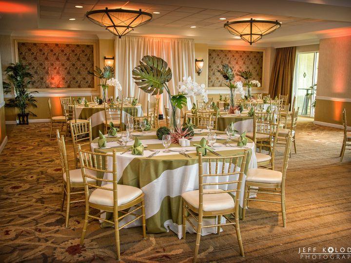 Tmx Dupioni Mega Stripe Table 2 51 535900 160132333110011 Fort Lauderdale, FL wedding rental