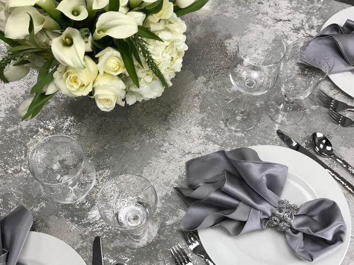 Tmx Foil Silver 1 51 535900 160132299367600 Fort Lauderdale, FL wedding rental
