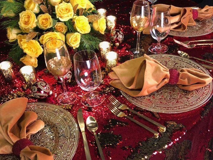 Tmx Mermaid Sequins Red Gold Holiday1 51 535900 160132273595049 Fort Lauderdale, FL wedding rental