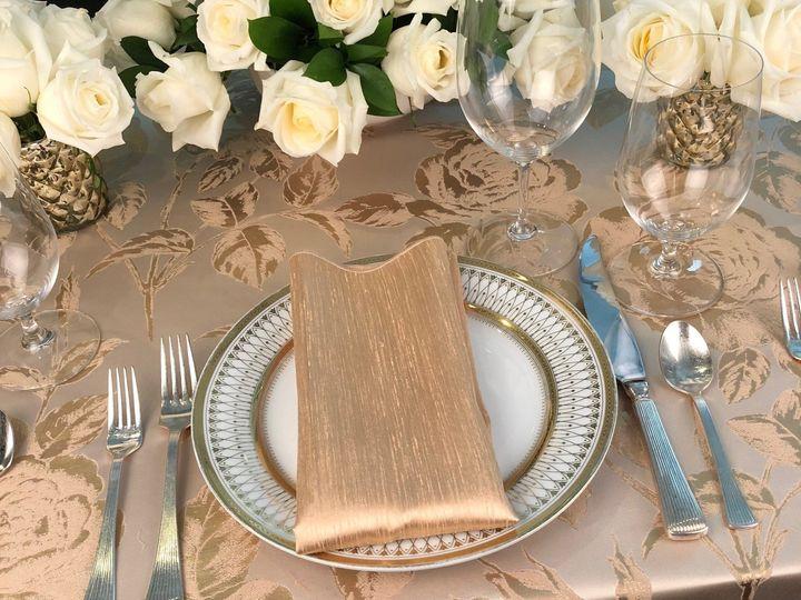 Tmx Rose Foil Gold 2 51 535900 159959607030564 Fort Lauderdale, FL wedding rental