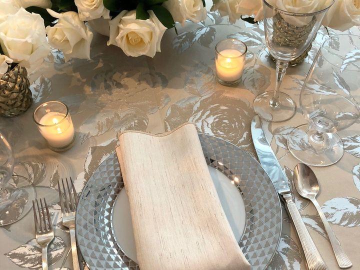 Tmx Rose Foil Silver4 51 535900 159959606247291 Fort Lauderdale, FL wedding rental