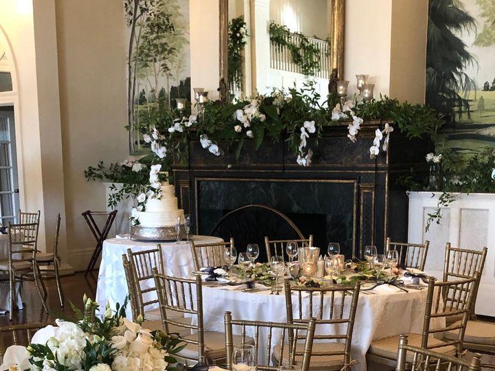 Tmx Windsor Medallion White Lex Country Club 4 51 535900 159959275144936 Fort Lauderdale, FL wedding rental