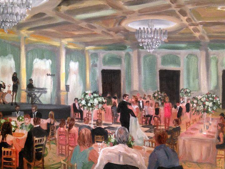 Tmx 1444750664802 Laingacrylicpainting Atlanta wedding ceremonymusic