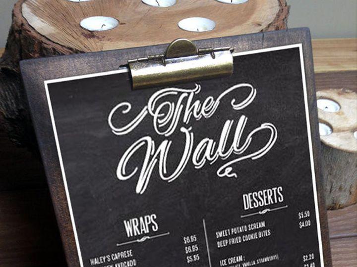 Tmx 1483465312013 Menu Boards5 Westerville wedding eventproduction