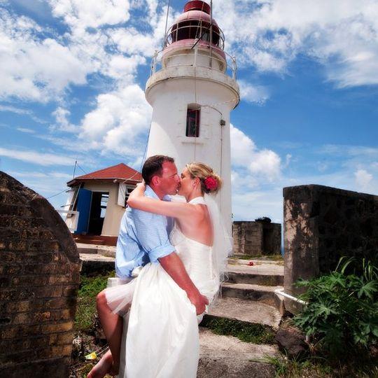 Photo taken at the Vigie Lighthouse
