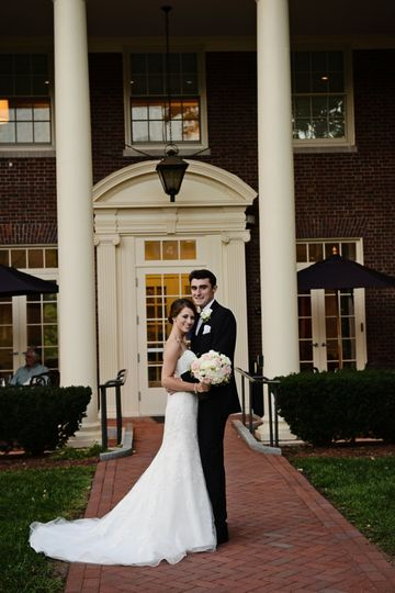 Weddings at the Andover Inn