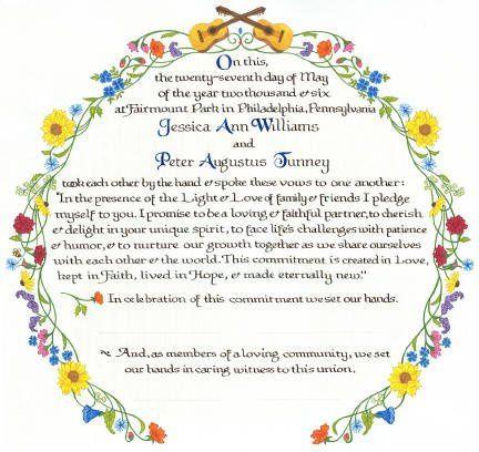 Tmx 1267291029651 QuakerWeddingScroll Harwich, MA wedding invitation