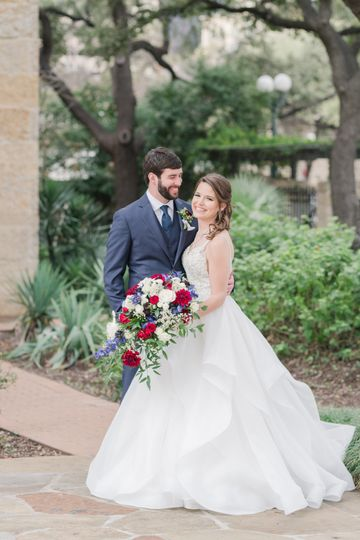 San Antonio Wedding Photos