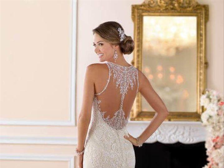 Tmx 1514482813429 Stellayork 6435 Back Woodbridge, VA wedding dress